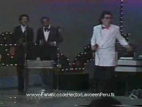 hector lavoe-triste y vacia Video