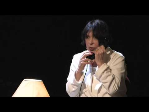 La Voce Umana, Adriana Asti al Festiva dei 2Mondi