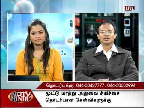 Nalamudan show Dr.Vijayakrishnan seg 1 (25/09/12)
