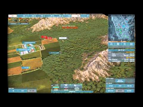 Wargame Airland Battle — West German Gameplay