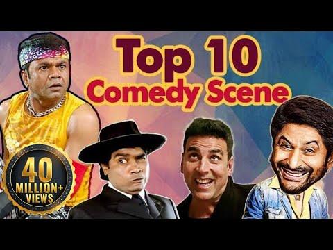 #Shemaroo Bollywood Comedy - Top 10 Comedy Scenes (HD) Ft - Arshad Warsi   Johnny Lever   Rajpal thumbnail