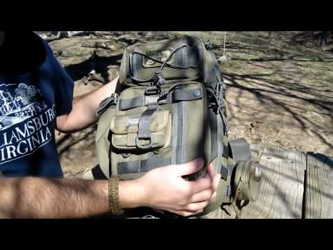 Maxpedition Sitka Gearslinger Review Part 2