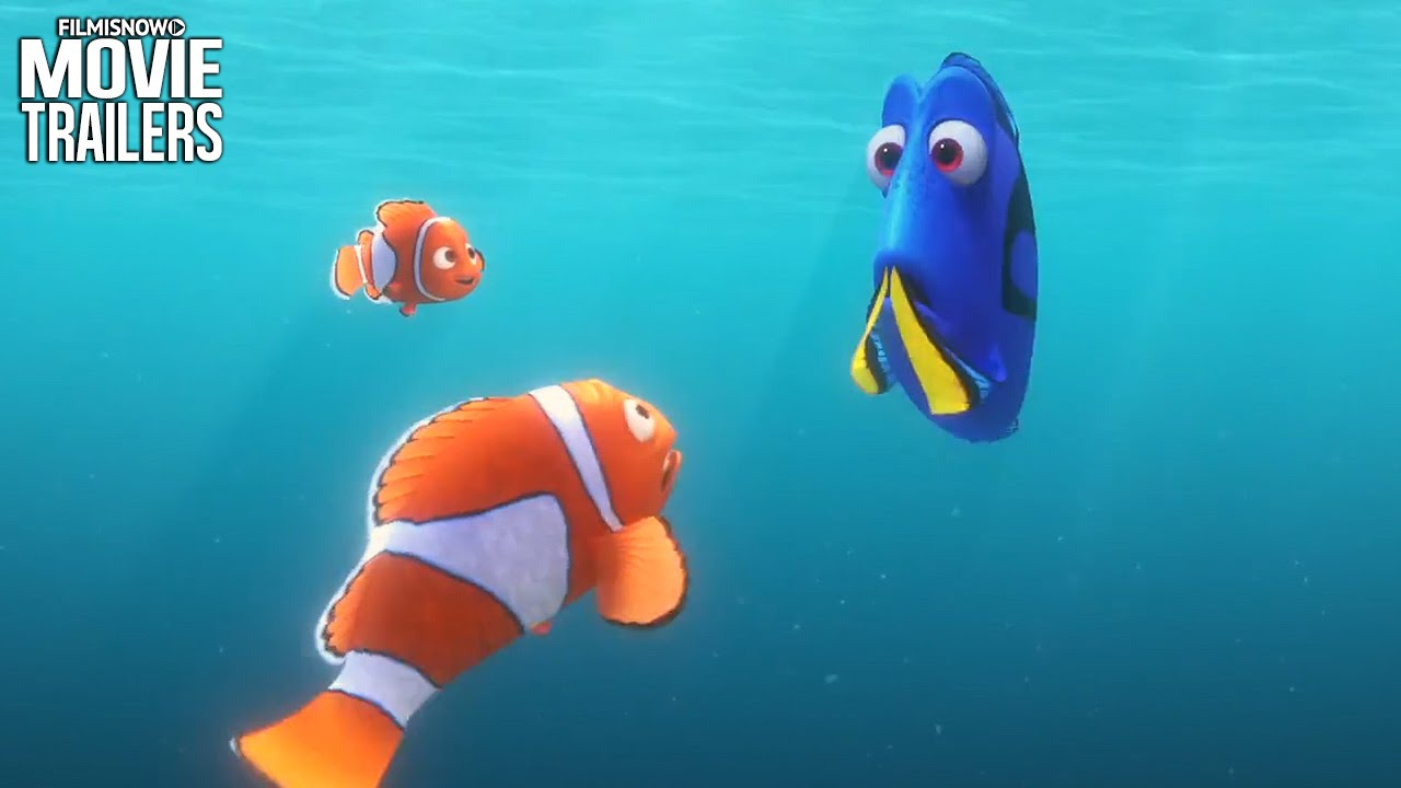 FINDING DORY - Have you seen her? New Full length Trailer [HD]