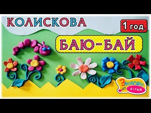 Збірка пісень «КОЛИСКОВА БАЮ-БАЙ та інші дитячі пісні»