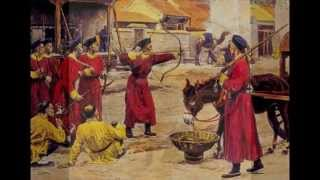 Art and Photography of Manchu Archers
