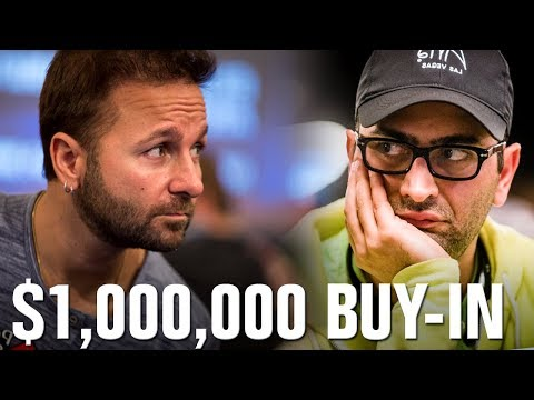 Daniel Negreanu Lays A Poker TRAP for $1,000,000