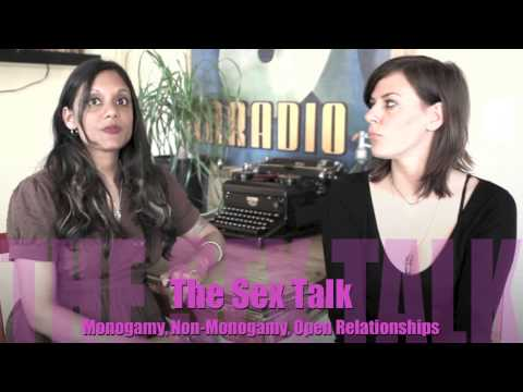 The Sex Talk - Monogamy, Open Relationships, Non-monogamy With Moushumi Ghose And Jenoa Harlow video