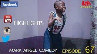 Behind the Scenes of Funny Emmanuella Comedy Skits (Mark Angel Comedy)