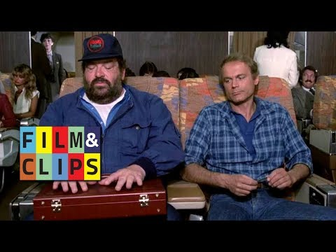 Go For It. Bud Spencer & Terence Hill. Full Movie by Film&Clips. portuguese and german subs