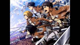Attack on titan-Guren on Yumiya