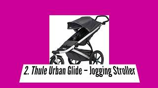 Top 10 Jogging Stroller Of All Time