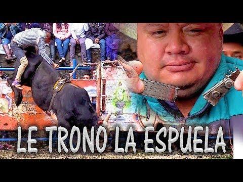 ¡¡¡LE TRONO LA ESPUELA!!! EL BANDOLERO DEL RANCHO H3H A COLORADO DE CHERÁN EN ANGAHUAN, MICHOACÁN