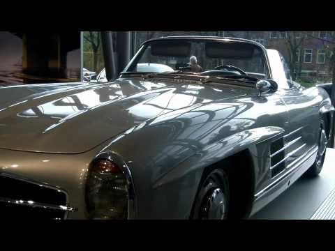 DER NEUE MERCEDES BENZ SL 500 ROADSTER - Reportage 2012