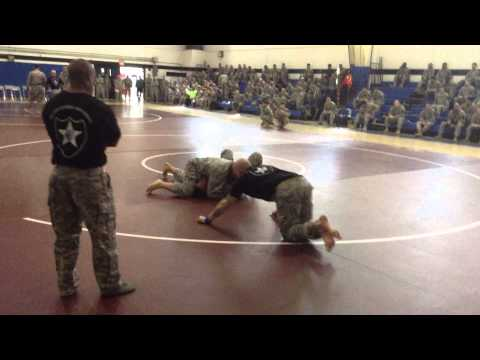 2014 Modern Army Combatives Tournament