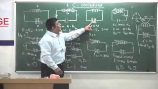 XII-5.12.L.C.Oscillations (2014) Pradeep Kshetrapal(Physics)