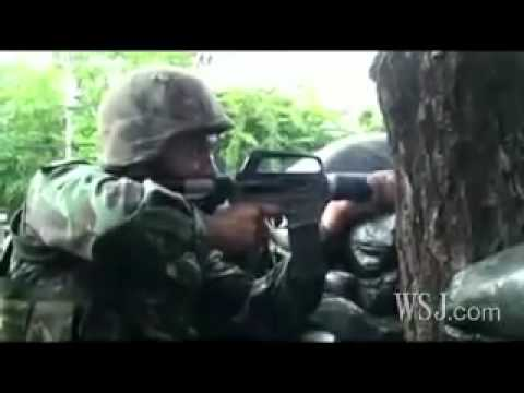 Reporter's Firsthand Account of Thailand Turmoil  5/28/2010