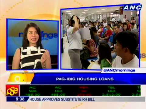 Pag-Ibig offers 30-year P1M housing loans at 7.98% interest