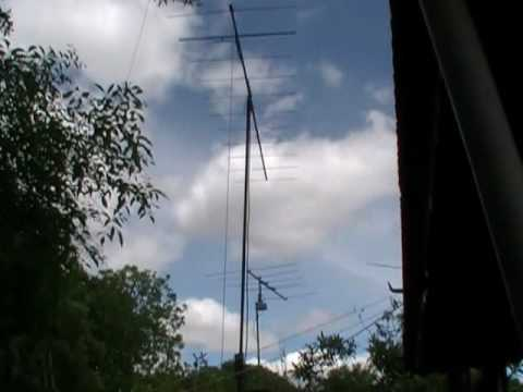 WA5IYX 2-m antenna