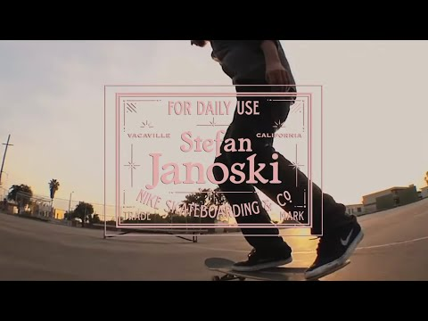 Nike SB | Stefan Janoski | For Daily Use