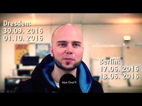 Wise Guys Videoblog - Bjoern