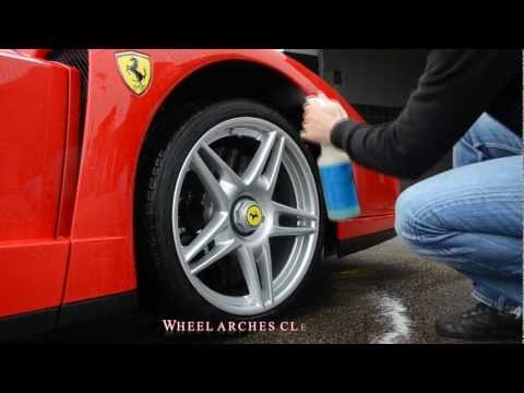 Topaz Detailing London - Ferrari Enzo Detail (120 hours)