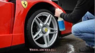 Topaz Detailing London - Ferrari Enzo Detail (120 hours)