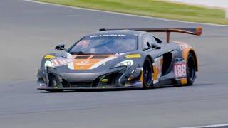 McLaren 650S GT3 at Silverstone | Chris Harris Drives | Top Gear