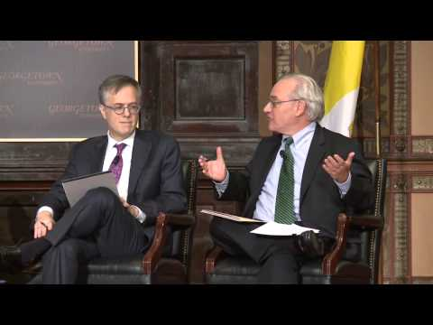 The Pope and the Poor: Georgetown Panel Discussion