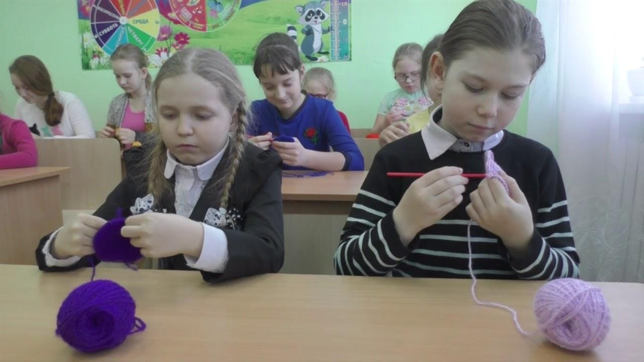 Дополнительное образование детей по вязанию 697