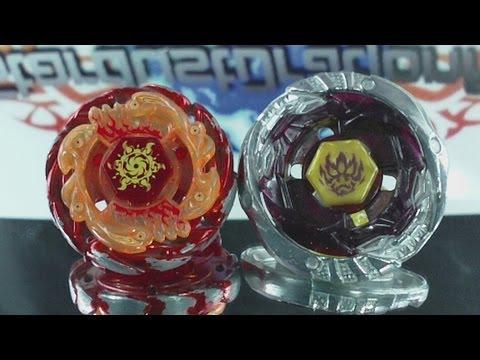 EPIC Beyblade Battle Sol Blaze V145AS VS Phantom Orion 145ES HD! AWESOME
