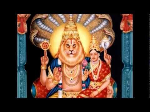 Phala Netranala - Sri Annamayya Narasimha Raksha