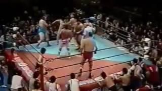 全日本プロレス90年新春バトルロイヤル All Japan Pro-Wrestling 90'New Year Battle Royal