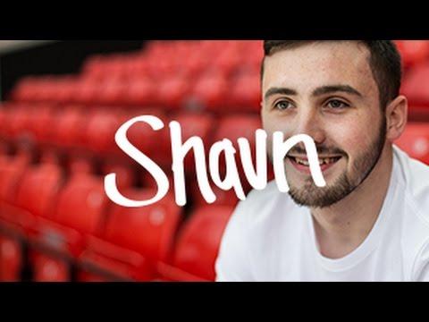 Shaun: My journey with Manchester United #UnitedandMe #UnitedandShaun