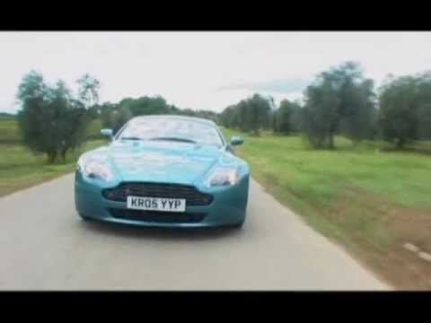 Aston Martin Vantage V8 reviewed - Drive.com.au