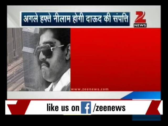 Dawood Ibrahim's Mumbai properties to go under the hammer next week