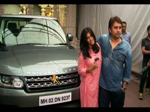 Ekta Kapoor gifts Mohit Suri Range Rover for the success of EK VILLAIN.