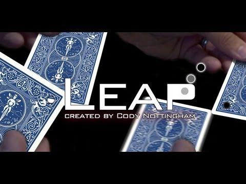 MagicPlace.com - Leap by Cody Nottingham (Magic Web)