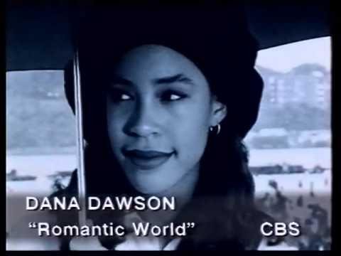 Dana Dawson Romantic World retronew