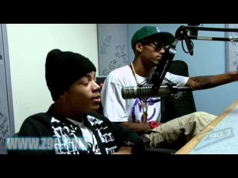 New Boyz Interview with Z90.3