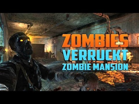 VERRUCKT ZOMBIE MANSION [Part 2] ★ Call of Duty Zombies