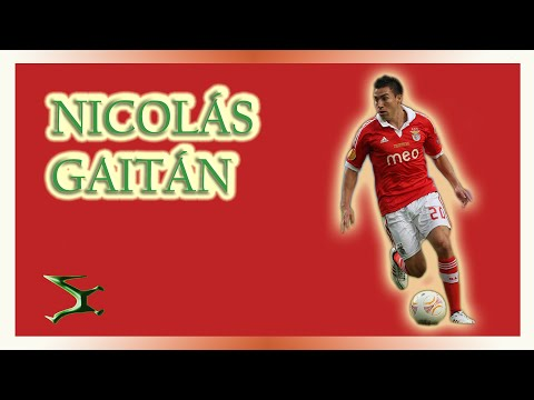 "Nicolás GAITÁN || Goals - Skills - Assists || Benfica 2013/14 || ► ""The Magical Eagle"" ◄ (HD)"
