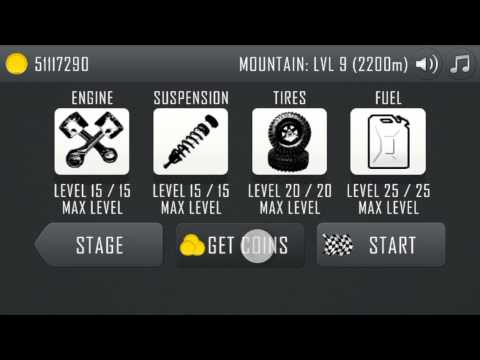Hill climb free coins iPhone 5