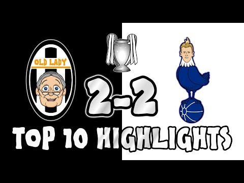 Play 🔟TOP 10 HIGHLIGHTS!🔟 JUVENTUS vs TOTTENHAM 2-2 (Champions League 2018 First Leg Goals Highlights) in Mp3, Mp4 and 3GP