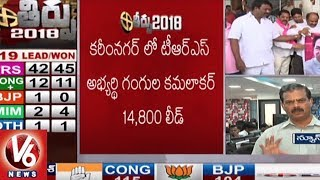 Special Report On Greater Hyderabad and Ranga Reddy Assembly Constituencies Election Results