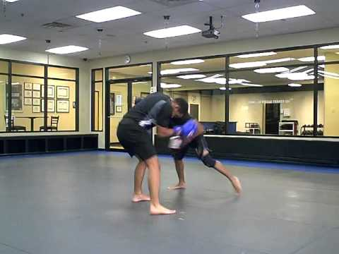 San Shou Development Drill | Baltimore San Shou Chinese Kickboxing Image 1