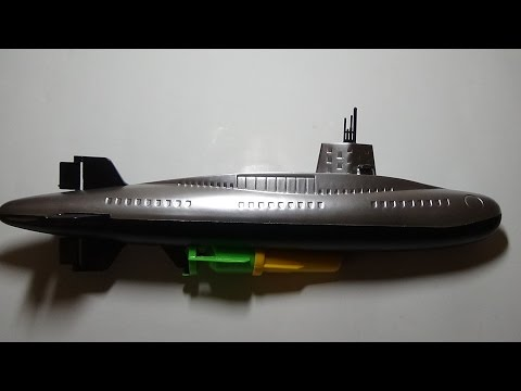 игрушка подводная лодка обзор
