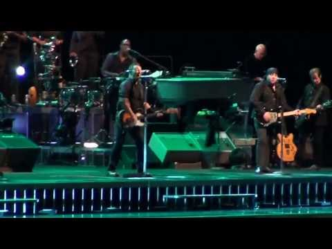 Bruce Springsteen - Radio Nowhere, Live at Friends Arena Stockholm 20130504