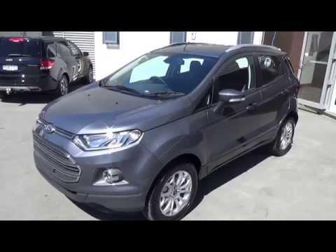 Ford Ecosport Titanium 2015 - www.teamhutchinsonford.com