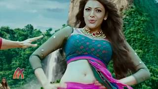 KAJAL AGARWAL HD HOT BOOBS AND NAVEL EDIT SLOW MOTION part 1
