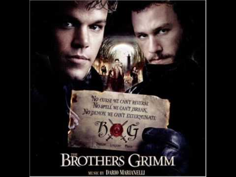 Music video The Grimm brothers Soundtrack - 13. A slice of quiche would be nice - Music Video Muzikoo